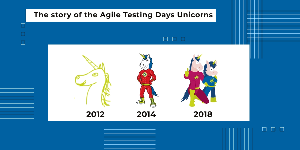 The Story of the Agile Testing Days Unicorns