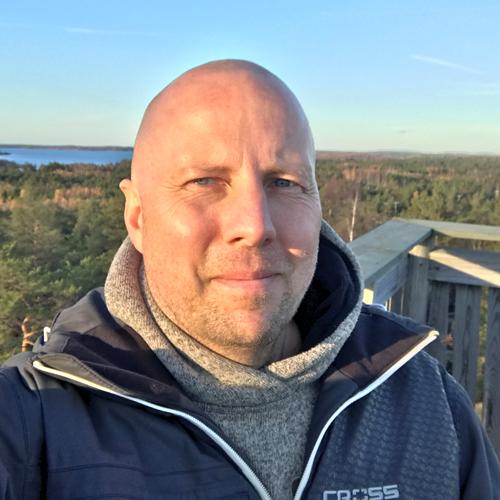 Morgan Ahlström