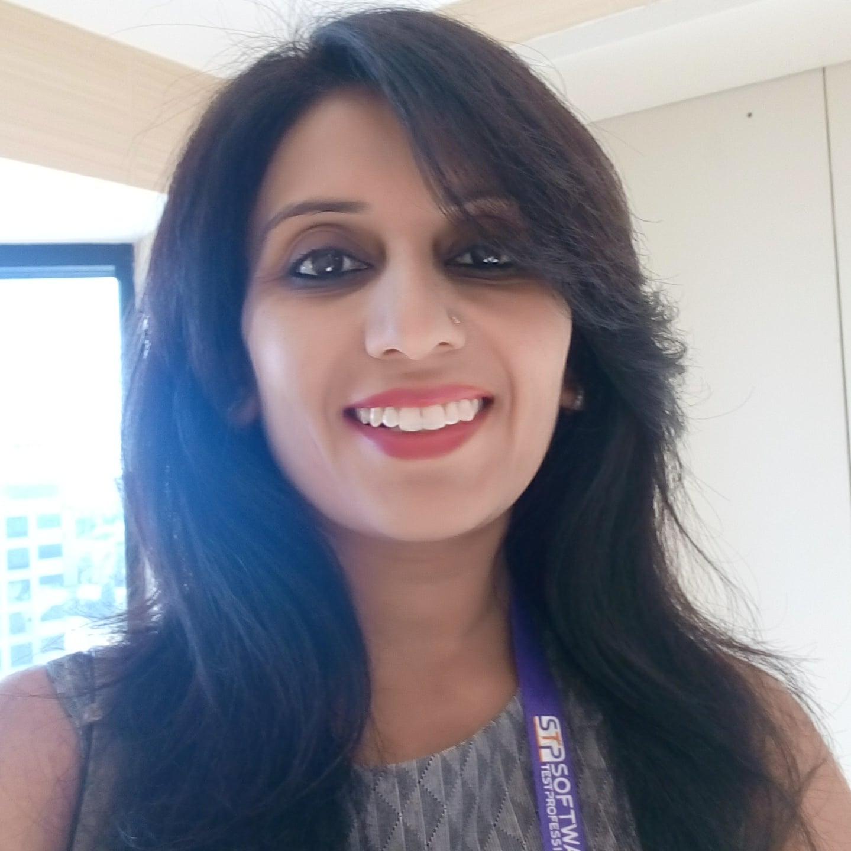 Profile Image Smita Mishra