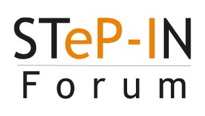 logo STeP-IN Forum
